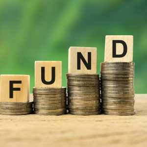 Investment concept in long-term funds